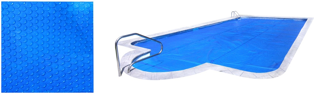 Splash Pools Oval Solar Cover
