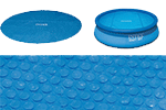 IntexSolar Cover for 15ft Diameter Easy Set and Frame Pools